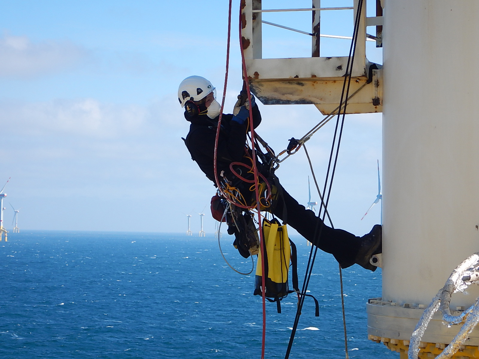 A Few Details About Rope Access
